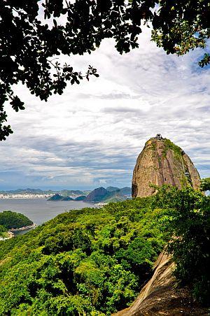 Es ist nicht allzu schwer ein Apartment in Rio zu finden