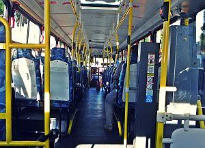 Das Hostel sollte mit dem Bus gut erreichbar sein