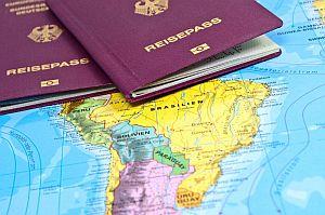 Der deutsche Reisepass reicht für die Einreise nach Brasilien.