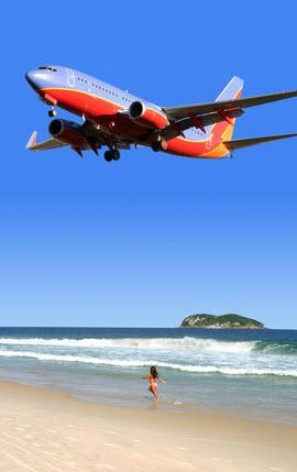 Flug Rio