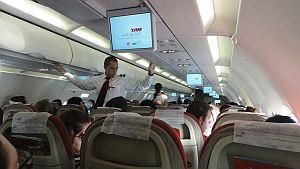 TAM ist einer der größten Fluganbieter Brasiliens