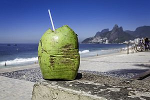 Mit dem Handy von Rio zu telefonieren ist teuer.