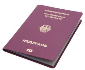 Der deutsche Reisepass reicht für die Einreise nach Brasilien