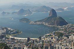 Rio de Janeiro Sehenswürdigkeiten: Zuckerhut