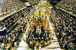 Sambadromo Rio de Janeiro: