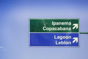 Ipanema, Leblon, Copacabana