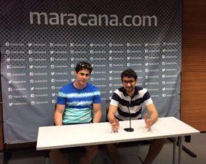 Geben Sie Ihre eigene Pressekonferenz im Maracana Stadion