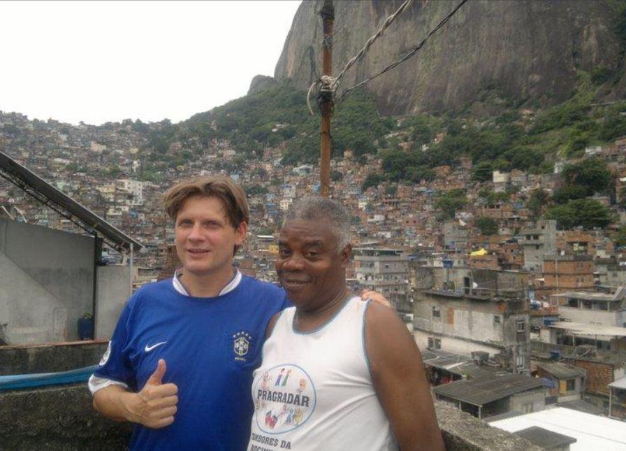 Favela Tour Rio